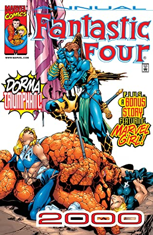 Fantastic Four Annual 2000 #1