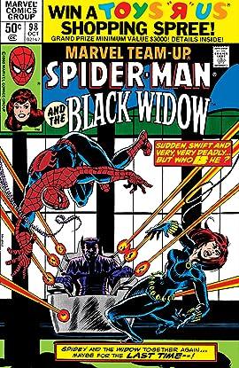 Marvel Team-Up (1972-1985) #98