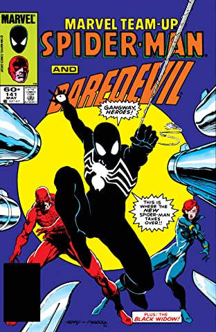 Marvel Team-Up (1972-1985) #141