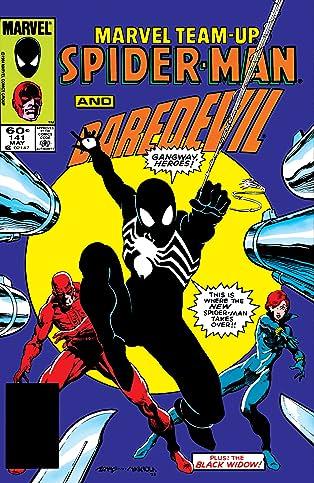 Marvel Team-Up (1972-1985) #141