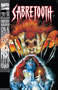 Sabretooth (1993) #2 (of 4)