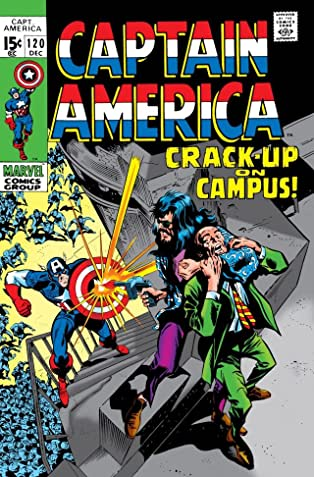 Captain America (1968-1996) #120