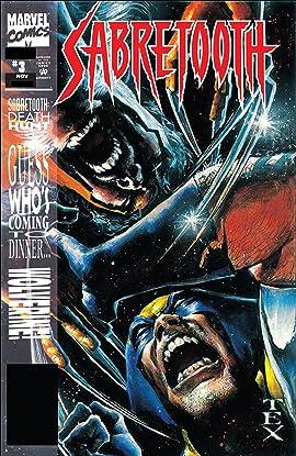Sabretooth (1993) #3 (of 4)