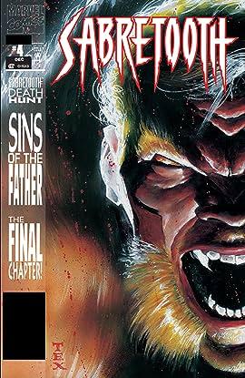 Sabretooth (1993) #4 (of 4)