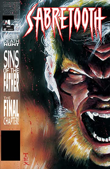 Sabretooth (1993) #4 (of 4)
