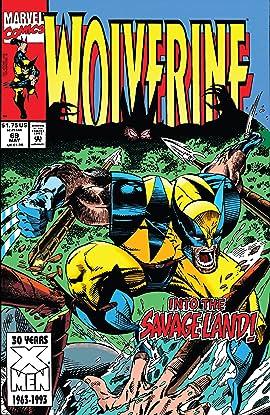 Wolverine (1988-2003) #69