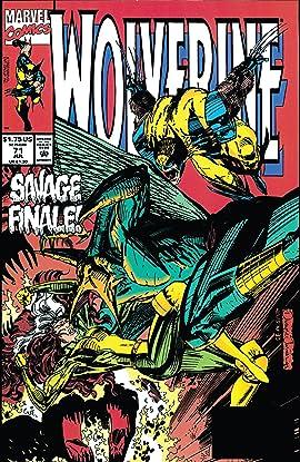 Wolverine (1988-2003) #71