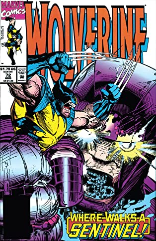 Wolverine (1988-2003) #72