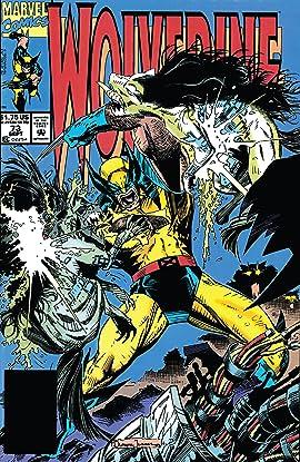 Wolverine (1988-2003) #73