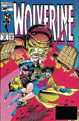 Wolverine (1988-2003) #74