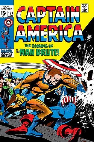 Captain America (1968-1996) #121