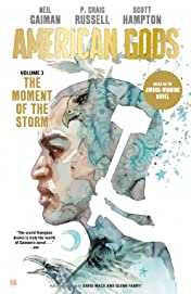 American Gods Tome 3: The Moment of the Storm