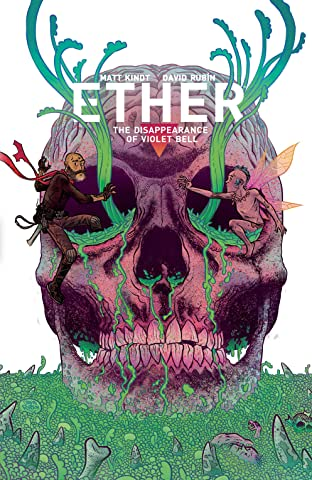 Ether Vol. 3: The Disappearance of Violet Bell