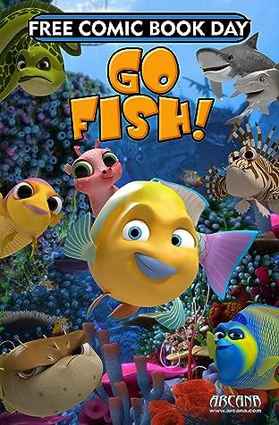 Arcana Studio Presents 2019 FCBD Ed: Go Fish