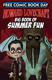 Arcana Studio Presents 2018 FCBD Ed: Howard Lovecraft Big Book of Summer Fun