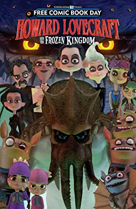 Arcana Studio Presents 2016 FCBD Ed: Howard Lovecraft and the Frozen Kingdom