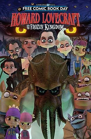 Arcana Studio Presents 2016 FCBD Ed: Howard Lovecraft and the Frozen Kingdom