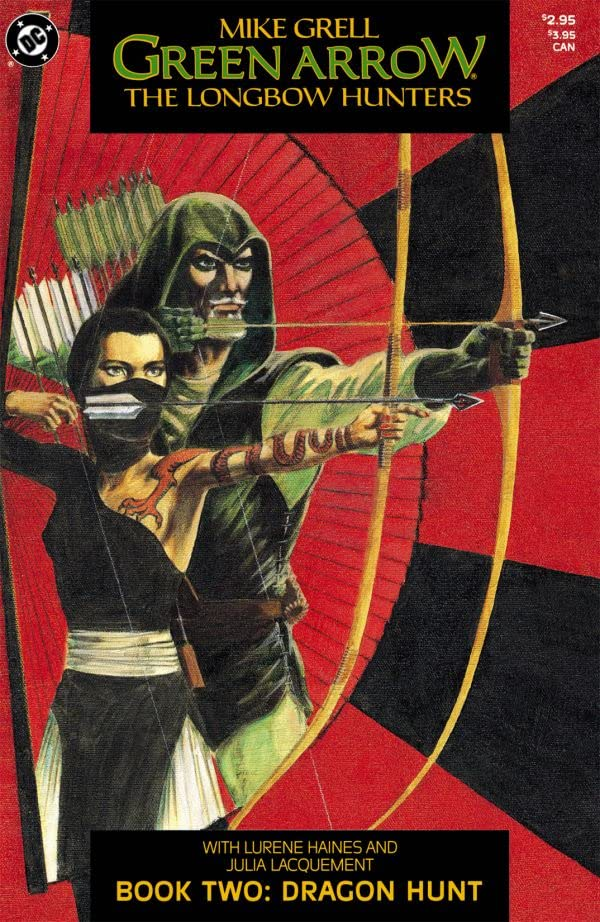 Green Arrow: The Longbow Hunters #2 (of 3)