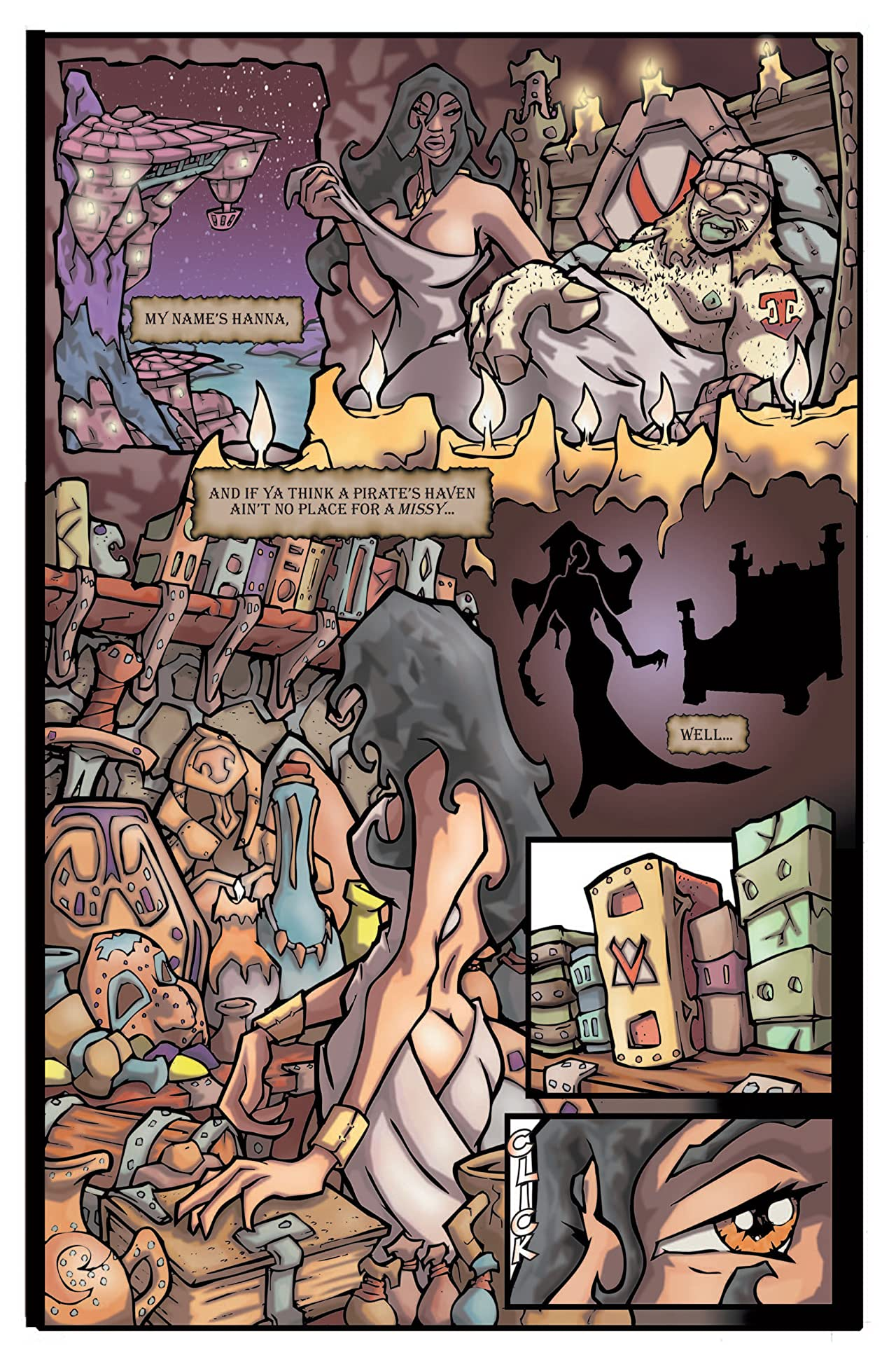 Blackbeard Legacy Vol. 1