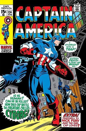 Captain America (1968-1996) #124