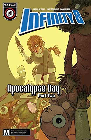 Infinity 8 No.14: Apocalypse Day