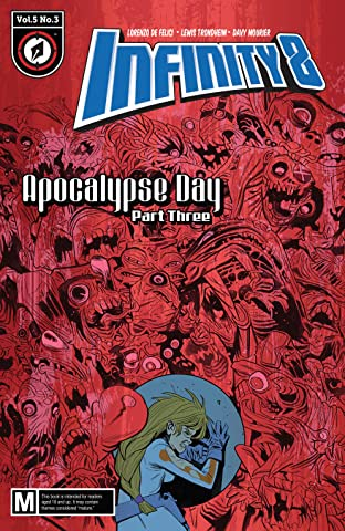 Infinity 8 #15: Apocalypse Day