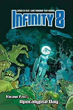 Infinity 8 Tome 5: Apocalypse Day