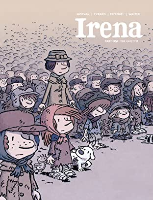 Irena Vol. 1 #1: Wartime Ghetto