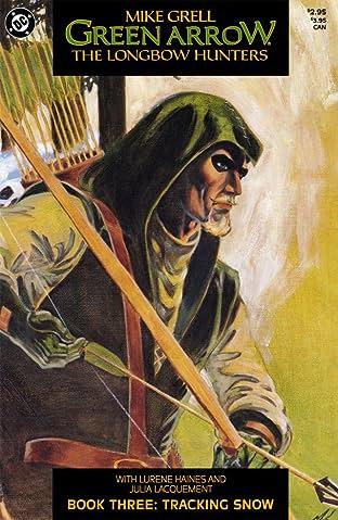 Green Arrow: The Longbow Hunters No.3 (sur 3)