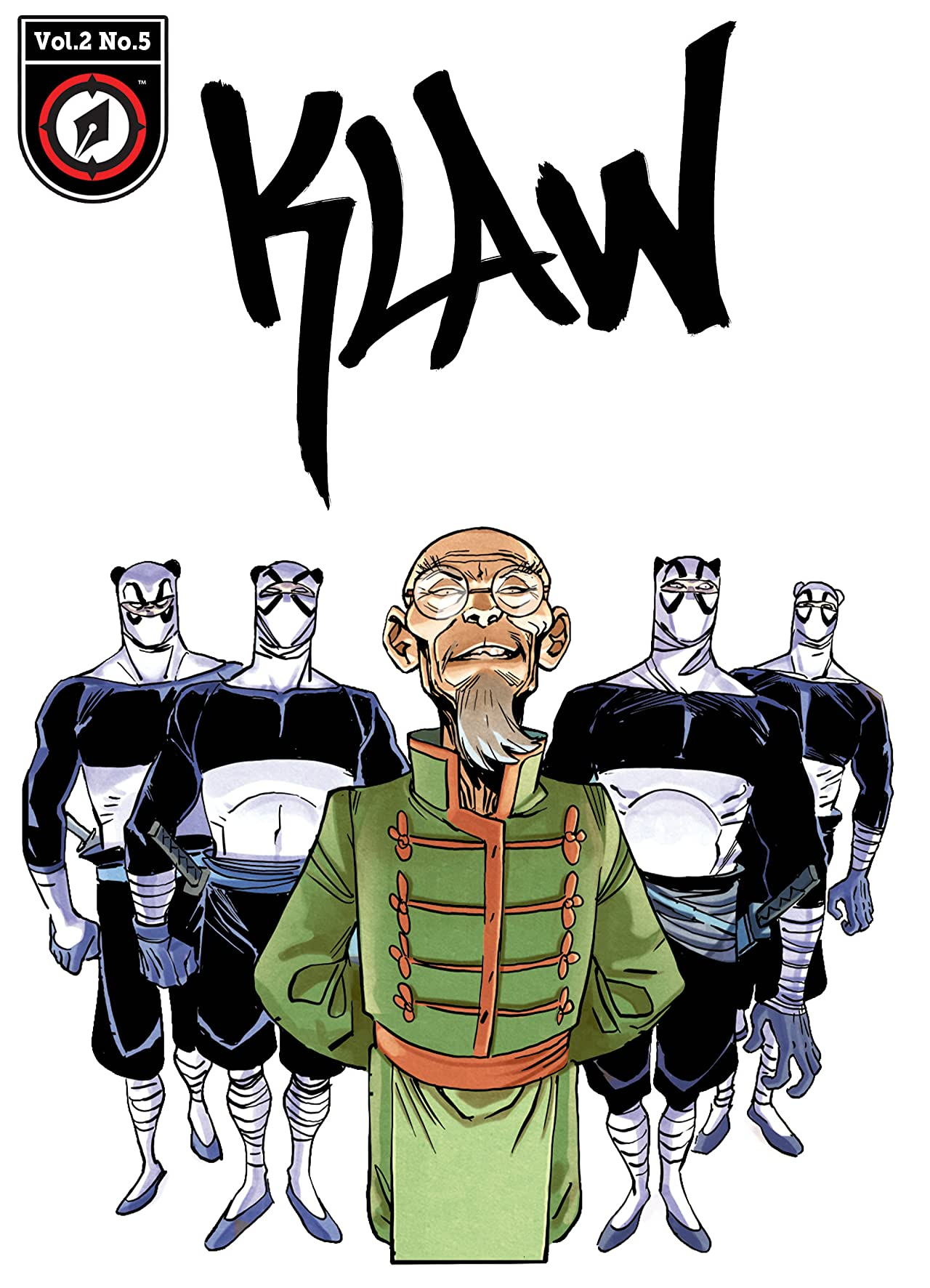 KLAW Vol. 2 #11: The Forgotten