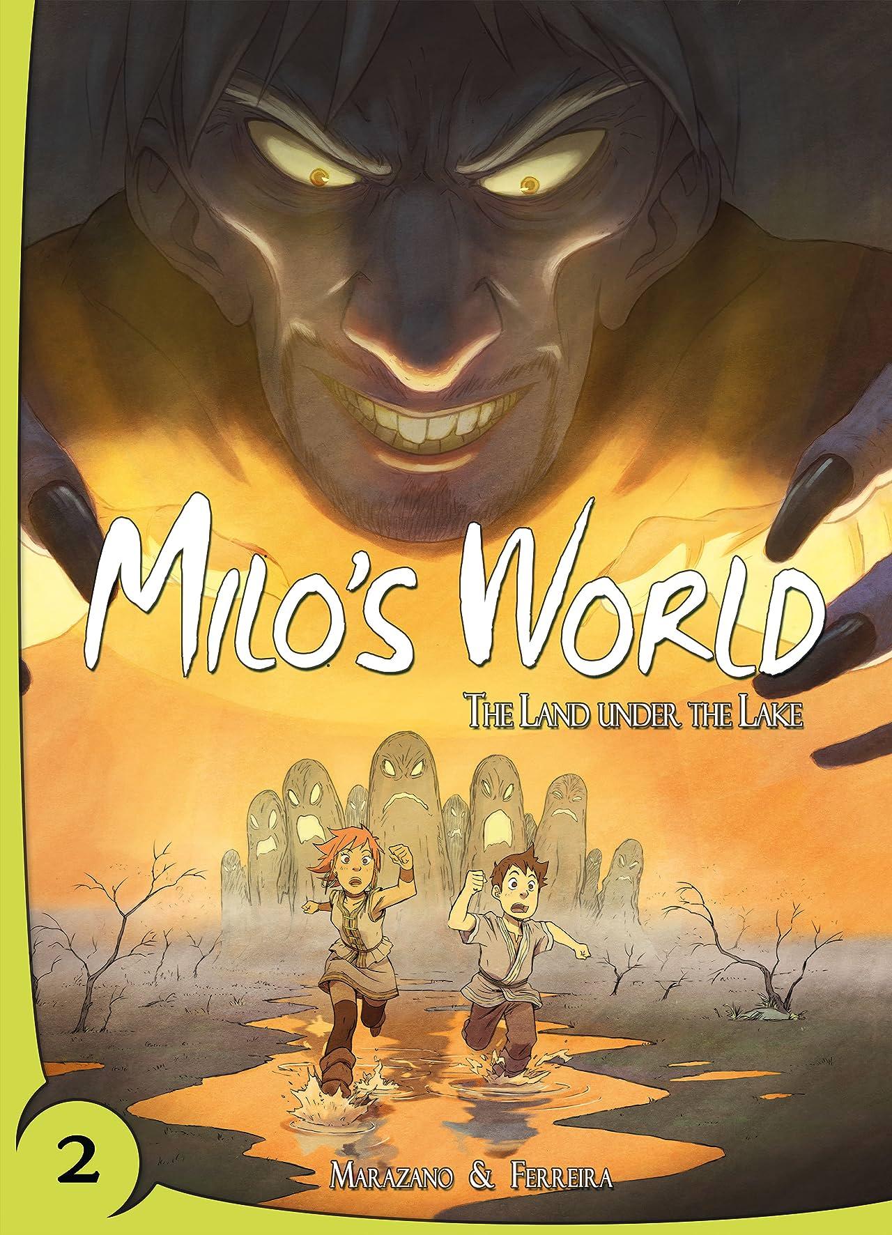 Milo's World Vol. 1 #2: The Land under the Lake