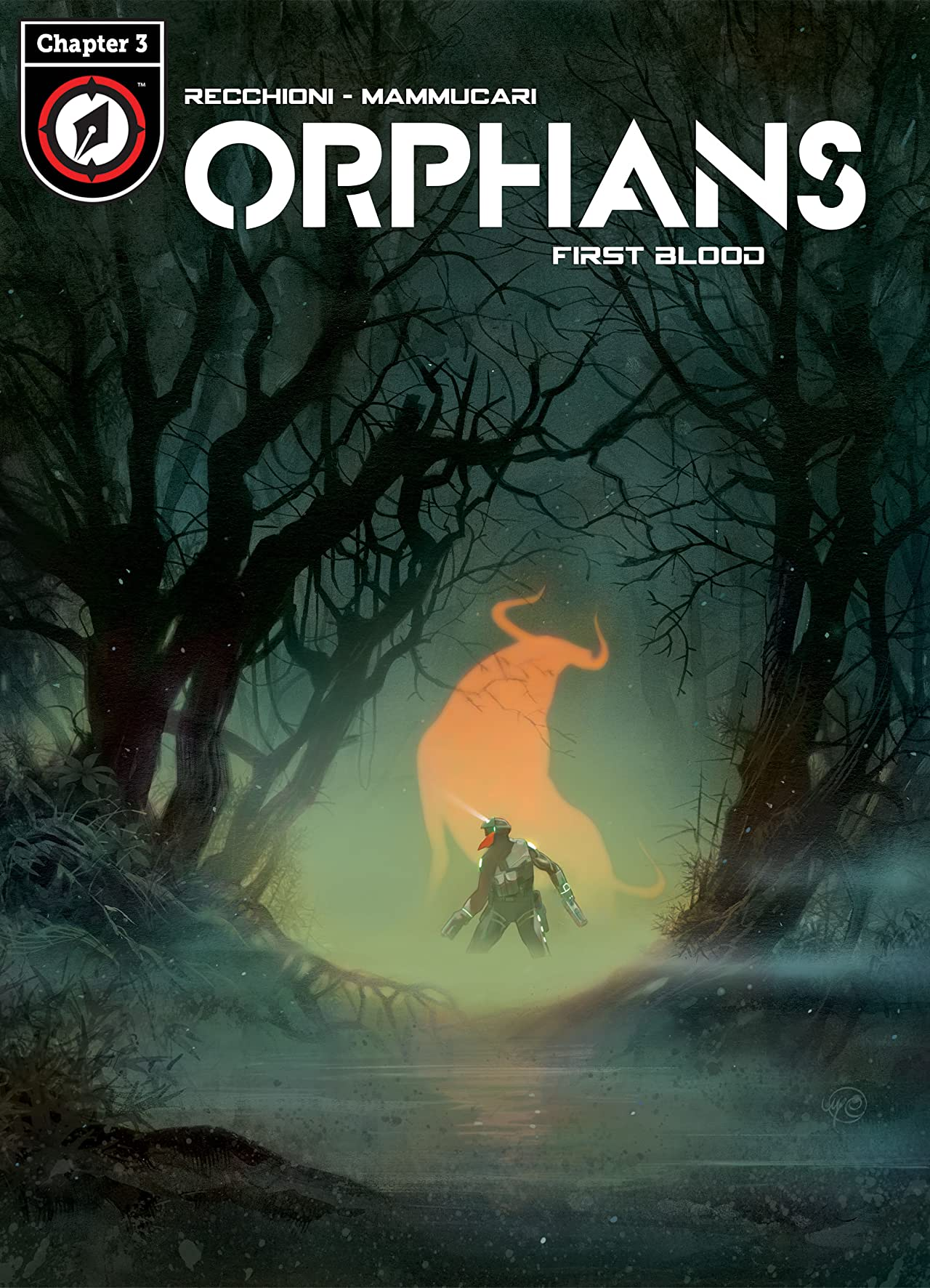 Orphans Vol. 1 #3: First Blood