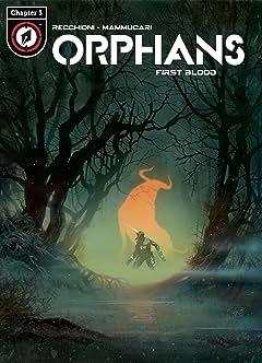 Orphans Vol. 1 #3: First Blood