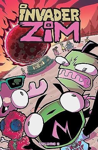 Invader Zim Tome 9