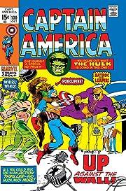 Captain America (1968-1996) #130