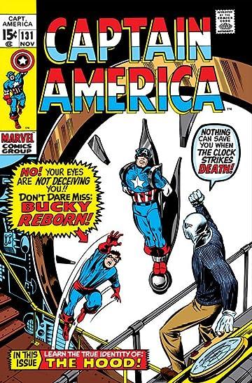 Captain America (1968-1996) #131