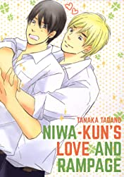 Niwakun's Love and Rampage (Yaoi Manga) Vol. 1