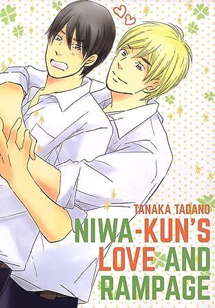 Niwakun's Love and Rampage (Yaoi Manga) Tome 1
