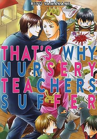 That's Why Nursery Teachers Suffer (Yaoi Manga) Vol. 1