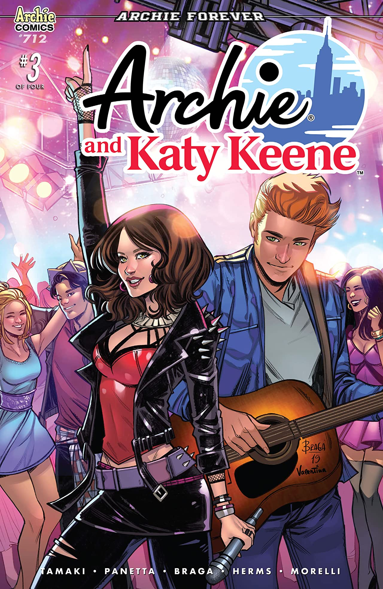 Archie (2015-) (Archie & Katy Keene #3) No.712