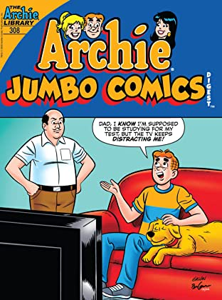Archie Double Digest No.308