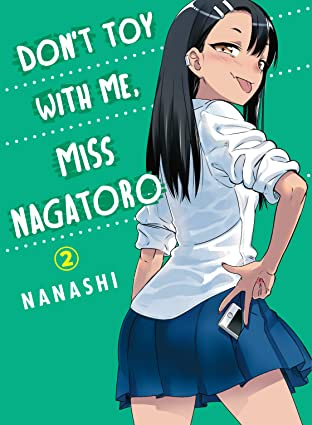 Don't Toy With Me, Miss Nagatoro Vol. 2