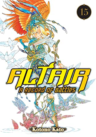 Altair: A Record of Battles Vol. 15