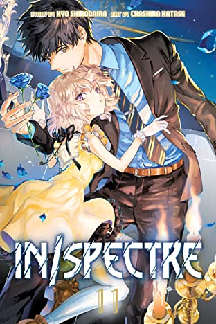 In/Spectre Vol. 11