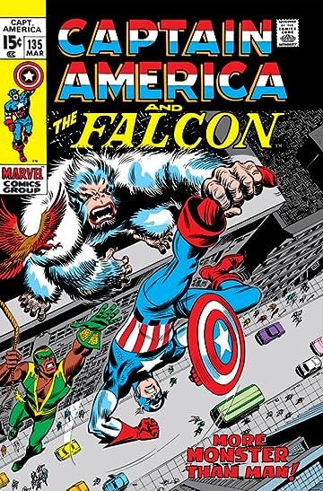Captain America (1968-1996) #135