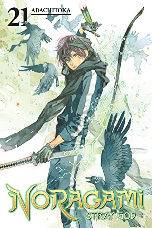 Noragami: Stray God Vol. 21