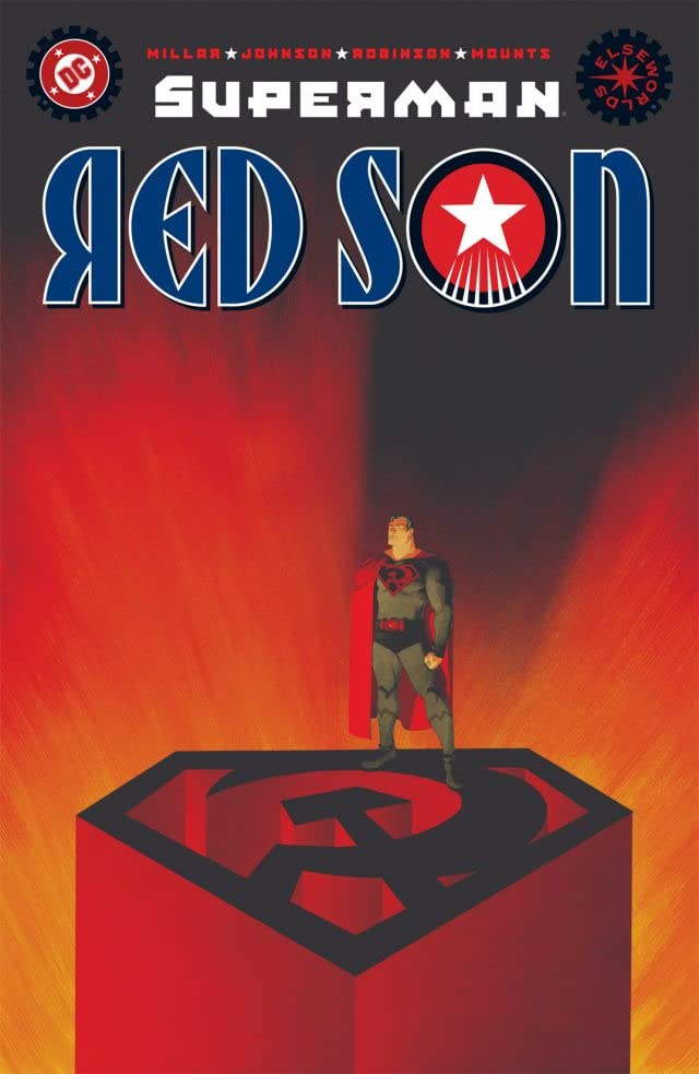 Superman Red Son 1 Of 3 Comics By Comixology