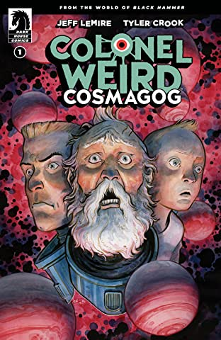 Colonel Weird: Cosmagog No.1