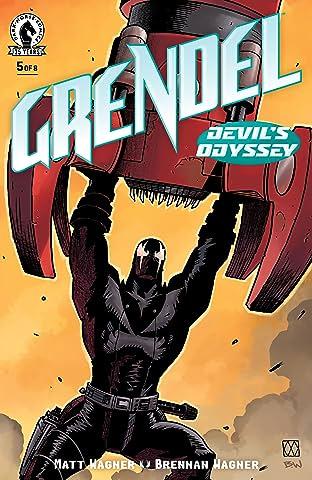 Grendel: Devil's Odyssey No.5