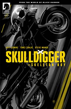 Skulldigger and Skeleton Boy #5